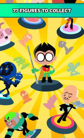 Teeny Titans: Collect & Battle