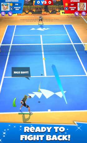 Tennis Go : World Tour 3D