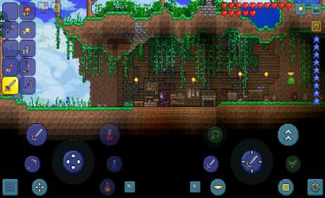 full version of Terraria apk with obb