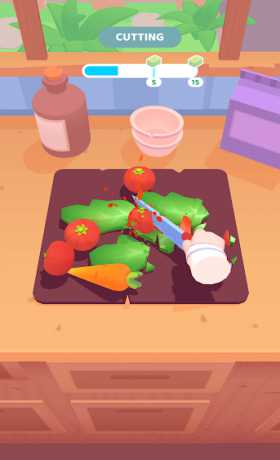 The Cook – 3D Cooking Game 1.1.14 Apk + Mod (Unlimited Money) for android