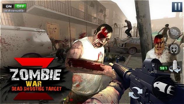 The Final Battleground : Dead Zombie Battle