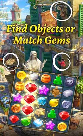 The Hidden Treasures: Objects
