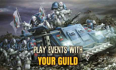 The Horus Heresy: Legions – TCG card battle game