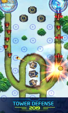 Tower Defense: Galaxy V
