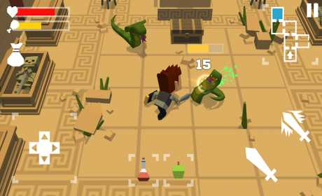 Treasure Dungeon - Action RPG