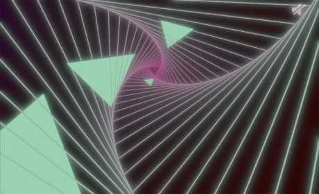 Trigono - geometric brain boiling adventure