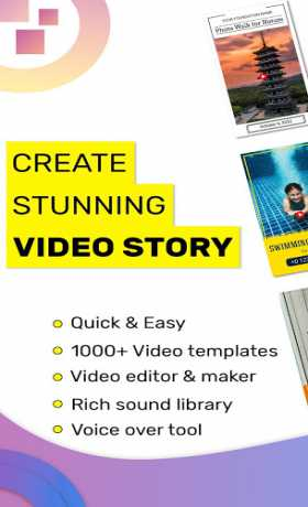 Video Story Maker, Post Maker, Social Video Maker