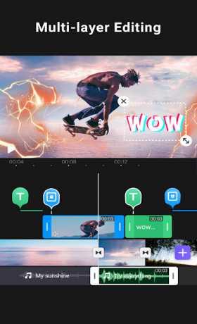 VivaCut - PRO Video Editor, Video Editing App