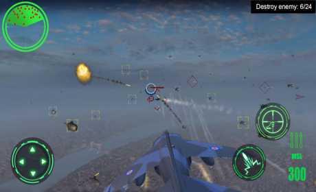 War Plane 3D - Fun Battle Games
