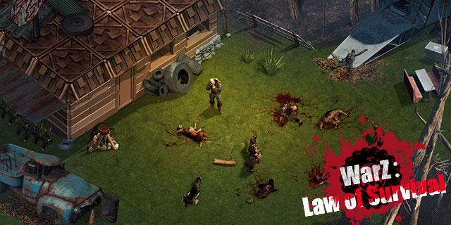 WarZ: Law of Survival
