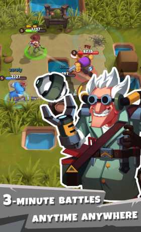West Legends: 3v3 Team Battle