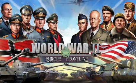 World War 2: Strategy Games WW2 Sandbox Simulator 177 Apk + Mod (Unlimited Money/Medals) + Data for android