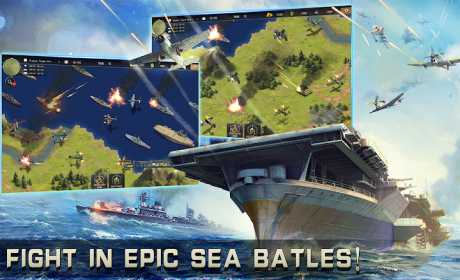 World War 2: Strategy Games WW2 Sandbox Simulator
