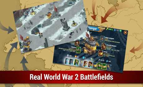 World War 2: Syndicate TD 1 4 269 Apk + Mod (Unlimited Money