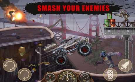 Zombie Hill Racing - Earn To Climb: Apocalypse