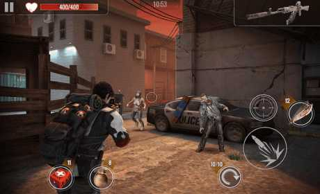 ZOMBIE SHOOTING SURVIVAL: Offline Games