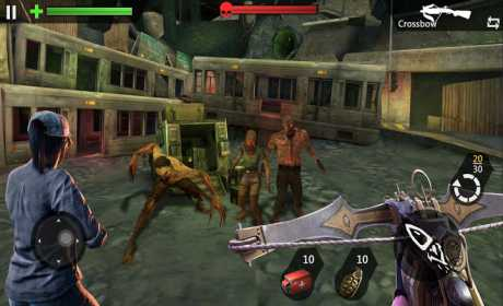 Zombie Target - Offline zombie shooting game